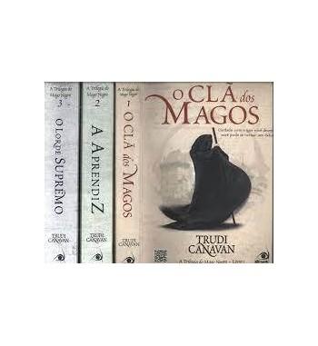 A TRILOGIA DO MAGO NEGRO -...