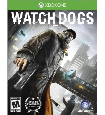 WATCH DOGS : XBOX ONE