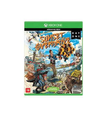 SUNSET OVERDRIVE : XBOX ONE