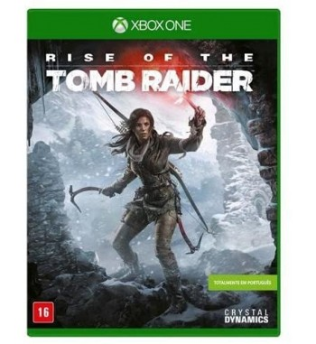 RISE OF THE TOMB RAIDER :...