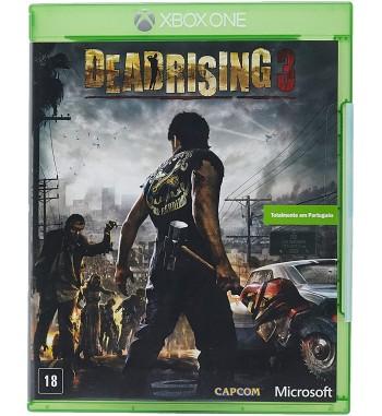DEAD RISING 3 : XBOX ONE