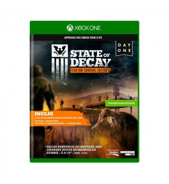 STATE OF DECAY : YEAR ONE...