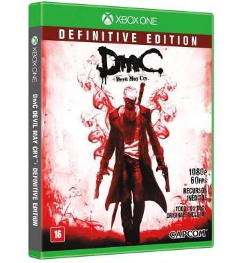 DMC DEVIL MAY CRY :...
