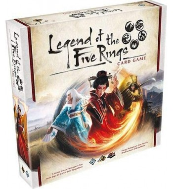 LEGEND OF THE FIRE RINGS
