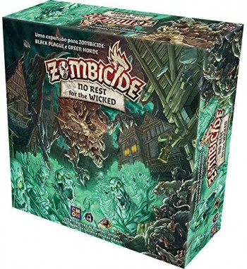 ZOMBICIDE : NO REST FOR THE...