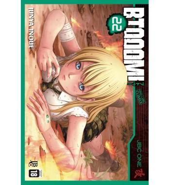 BTOOOM! - VOLUME 22