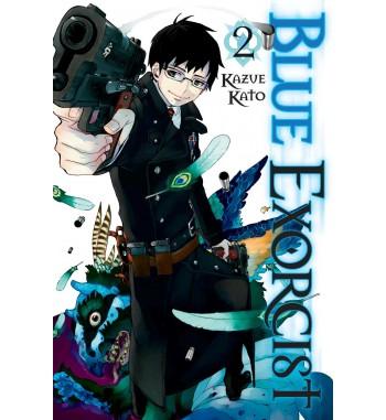 BLUE EXORCIST - VOLUME 2