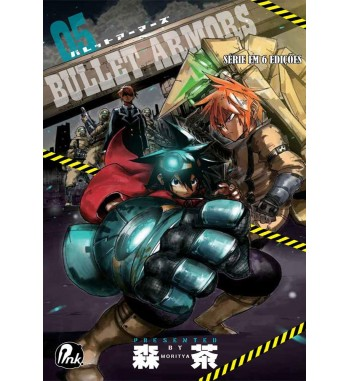 BULLET ARMORS - VOLUME 5