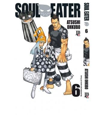 SOUL EATER - VOLUME 6