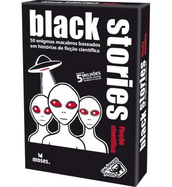 BLACK STORIES - FICÇÃO...