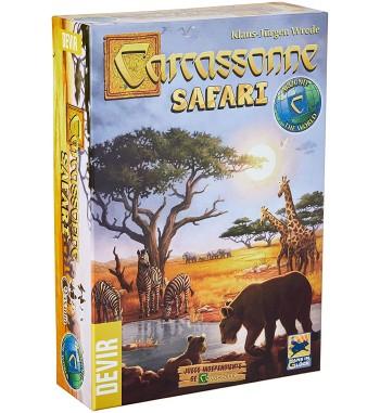 CARCASSONNE : SAFARI