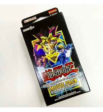 YU-GI-OH : MOVIE PACK
