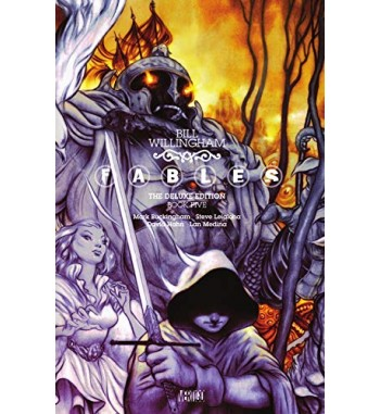 FABLES: THE DELUXE EDITION...
