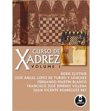CURSO DE XADREZ : 2 VOLUMES