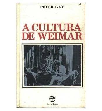 A CULTURA DE WEIMAR
