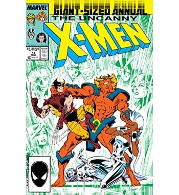 X MEN : THE UNCANNY -...