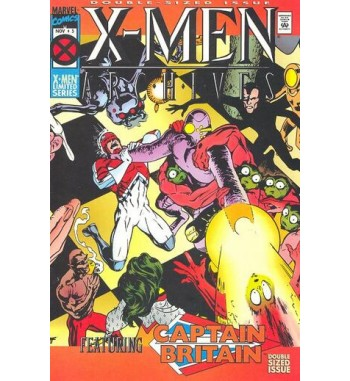 X-MEN : ARCHIVES FEATURING...