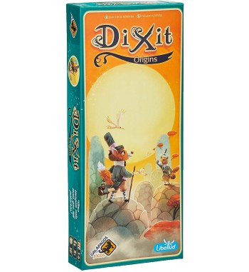 DIXIT : ORIGINS - EXPANSÃO